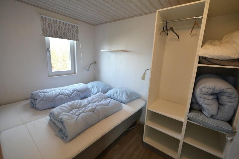 Soveværelse i hytte