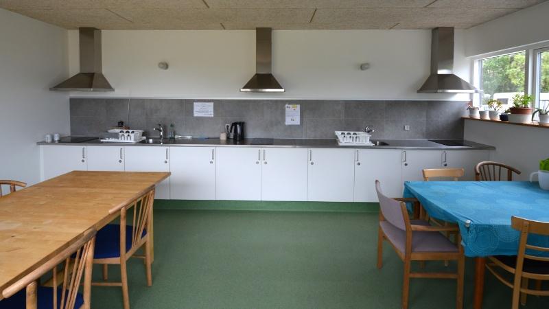 køkken / køkkenfaciliteter