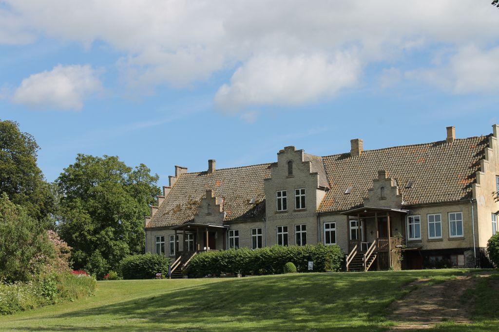 Koster Færgegård - stuehus fra 1860